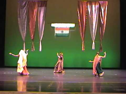 Mera Assi Kali Ka Lehnga - India's Independence Day 2010 video