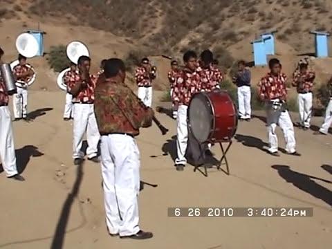 Fiesta Patronal ULLPAN 2010 (Ingreso de la banda)