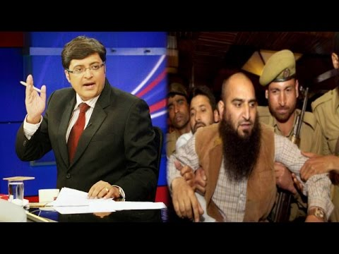 Time To Act Tough On Kashmir Issue : The Newshour Debate (17th April 2015)
