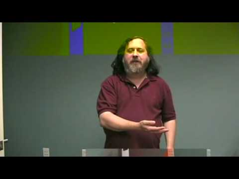 Thumb Richard Stallman explica los 4 Niveles de Libertad de un Software Libre