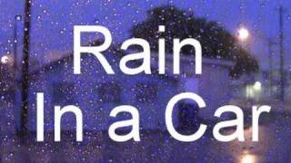"""Rain"" Sleep and Meditation Video 90mins In a Car"