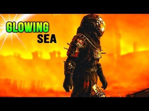 Fallout 4 - The Glowing Sea Walkthrough (Main Quest Part 7)