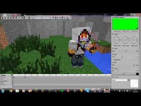 Garm tuto - Créer une image et une animation de A à Z sur mine-imator