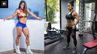 Lina varela: Hard Times Require Faith and Heart | Workout Motivation