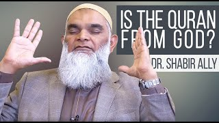 Video: Is the Quran really from God? - Shabir Ally