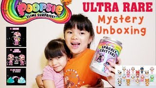 Poopsie Sparkly Critters ULTRA RARE Mystery Unboxing  #PoopsieSlimeSurprise