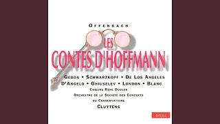 Les Contes D 39 Hoffmann 1989 Remastered Version Act Iii Entr 39 Acte Et Barcarolle Belle Nuit