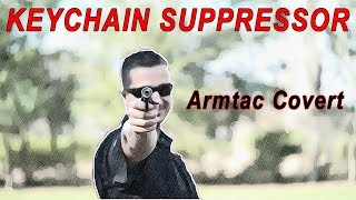 Armtac Covert Keychain Suppressor