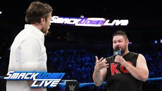 Kevin Owens can't wait for Mr. McMahon to arrive: SmackDown LIVE, Sept. 12, 2017