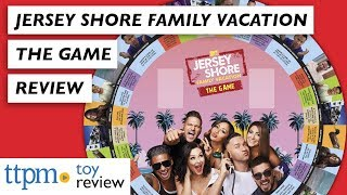Jersey Shore Family Vacation The Game from Mattel