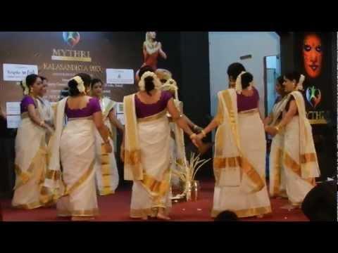 Thiruvathira - Mythri Association video