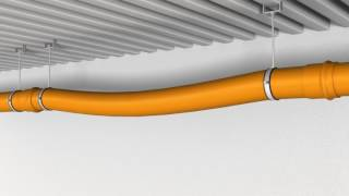 Sagging proof ACO Pipe