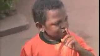 Funniest african little man