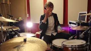 Pierce The Veil   Bulls in the Bronx drum cover
