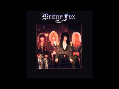 Britny Fox - Livin