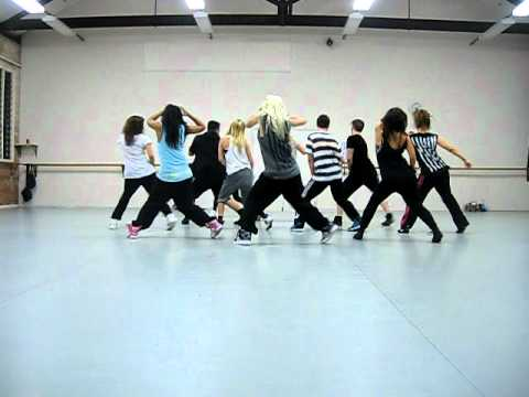 'On the Floor' Jennifer Lopez choreography by Jasmine Meakin (Mega Jam)