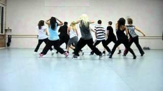 On the Floor Jennifer Lopez układ taneczny by Jasmine Meakin