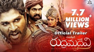 Rudhramadevi Movie Review and Ratings