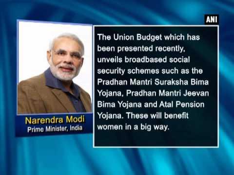 PM Modi salutes indomitable courage, stellar achievements of women