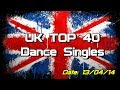 Download UK Top 40 - Dance Singles (13/04/2014) MP3 song and Music Video