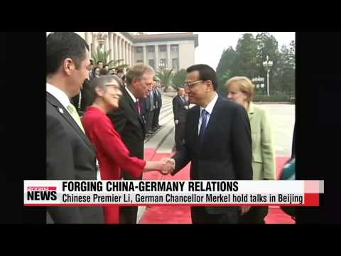 China, Germany forge closer ties during talks in Beijing