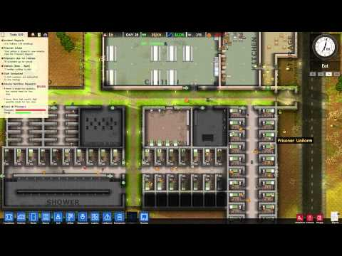 prison architect s2 ep14 - deployment schedule