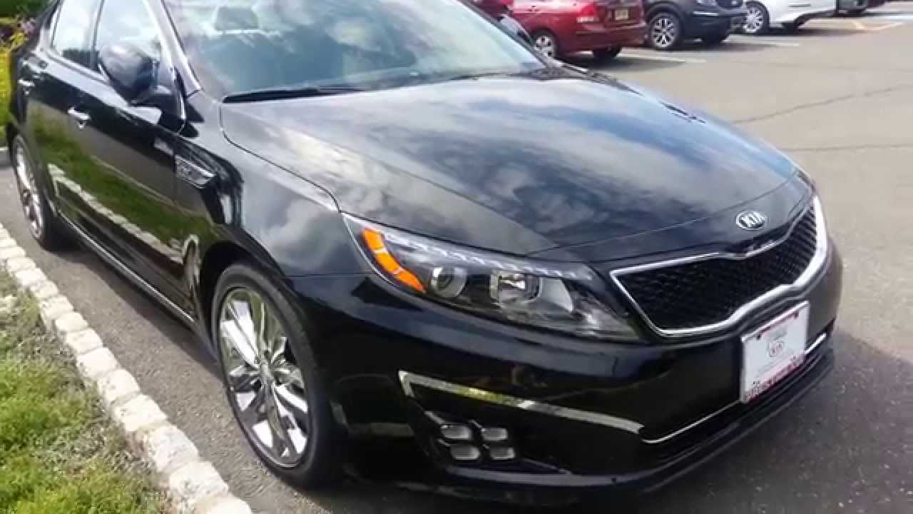 2015 Kia Optima Youtube