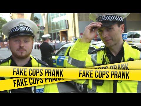 Fake Cops Prank