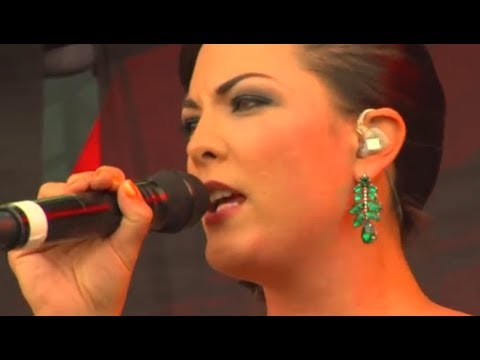 Caro Emerald - A Night Like This - Sziget 2012.