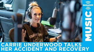 Download Lagu Carrie Underwood on accident and recovery Gratis STAFABAND