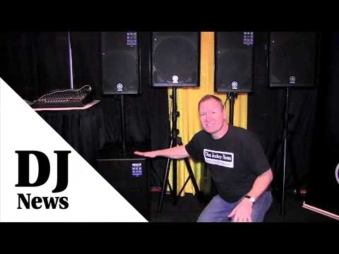 Comparing Yamaha DXS12 and DXS15: By John Young of the Disc Jockey News