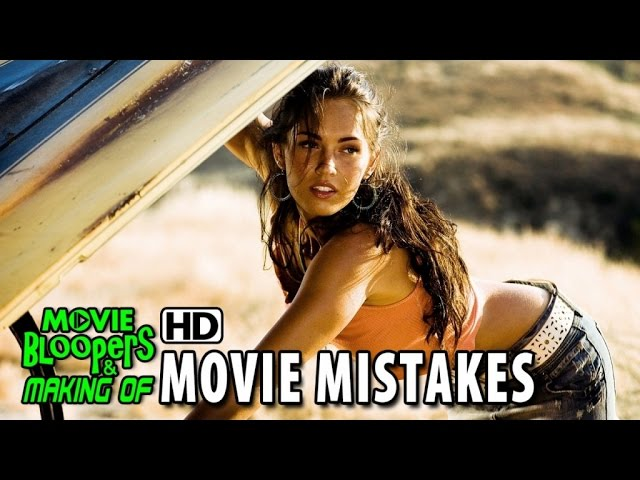 Transformers Movie Mistakes #1