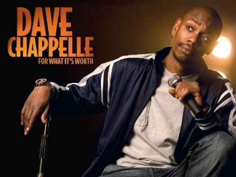 Dave Chappelle **for What It's Worth** video
