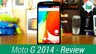 Motorola Moto G 2014 - Review en español