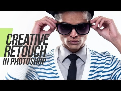 Creative Retouching In Photoshop