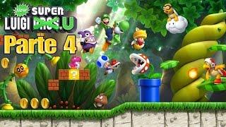 New Super Luigi U - Parte 4 - Español