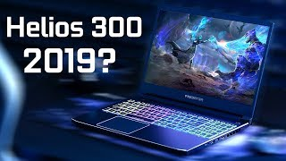Acer Predator Helios 300 2019 Variant is Announced🔥 Price, Specs, Launch Date in India?