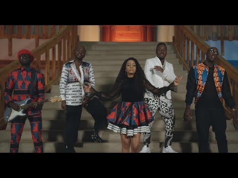 Nandy Featuring Sauti Sol - Kiza Kinene (Official Music Video)