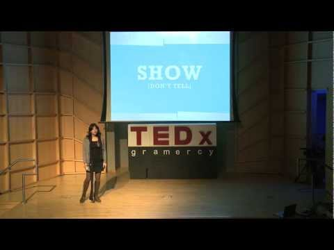 Declaring War on Bland: Copywriting as Fresh Literature: Jean Tang at TEDxGramercy