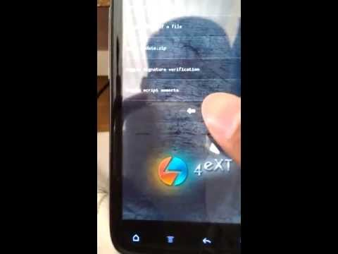 Installing CyanogenMod 10.1 Jellybean 4.2.2 ROM on HTC Sensation (CM10.1)