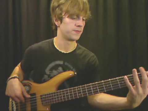 Lesson Bass - Bass Patterns