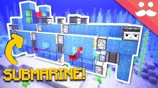 Working SUBMARINE in Minecraft 1.13!