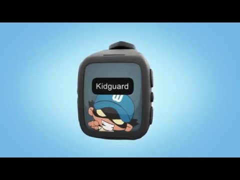 Set your mind at ease with KidGuard - Gps tracking watch for kids -  Part 1