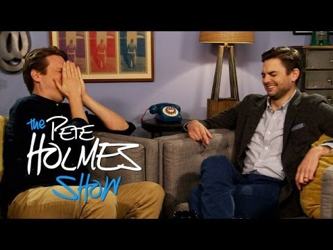 Nick Thune And Pete's Mushroom Adventure