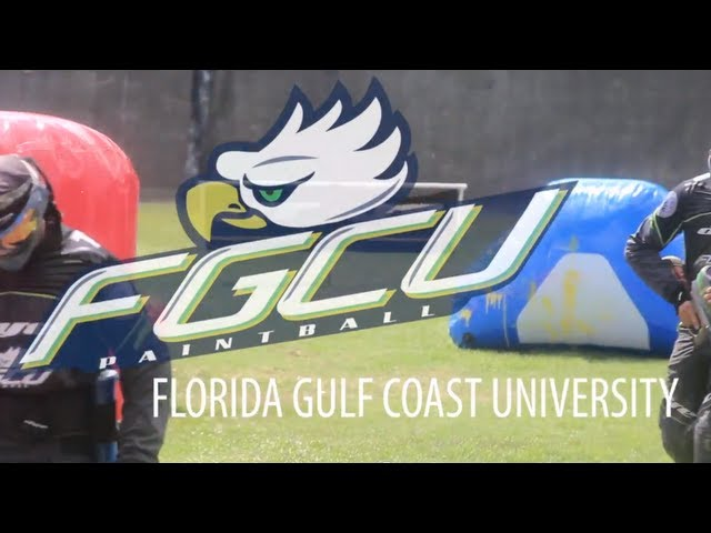 Florida Gulf Coast University | 2013 NCPA College Paintball National Champions