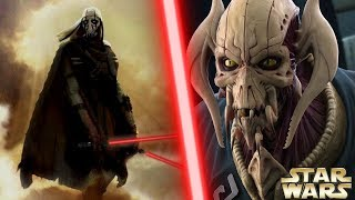 What If Grievous Was Force Sensitive - Star Wars Explained