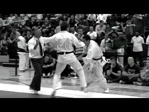 BRITISH KYOKUSHIN KARATE KNOCKOUTS 2011