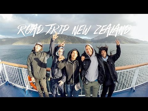 Road Trip New Zealand | GoPro