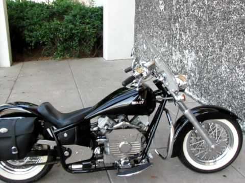 Ridley Automatic Motorcycle For Sale America Motorcycle In