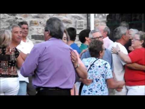 FESTAS DE SAN PEDRO (VEIGA SAN DE RIBAS DO SIL ) XOGOS INFANTÍS E DÚO BANDONEON